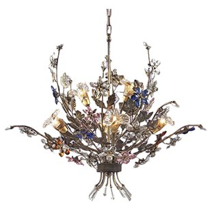 Astoria Grand Laflamme 6-Light Shaded Chandelier