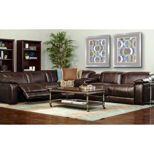 James Reclining Sectional by E..