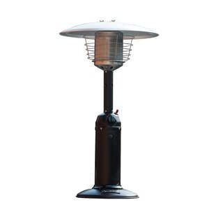 11,000 BTU Propane Tabletop Patio Heater by NorthernTrail