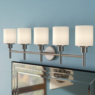 Zipcode Design Buckleys 5-Light Vanity Light