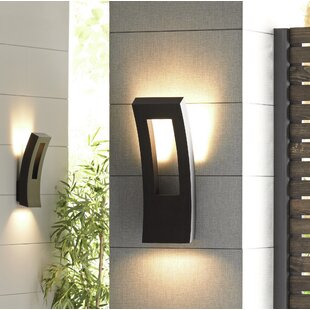 Modern Forms Dawn LED Outdoor Sconce