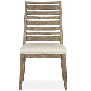 Gracie Oaks Obadiah Upholstered Dining Chair (Set of 2)