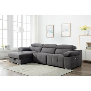 Shop Jancis Reclining Sectional by Latitude Run