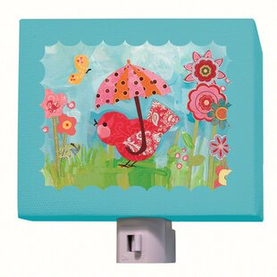 Best Choices Umbrella Birdies Night Light By Oopsy Daisy