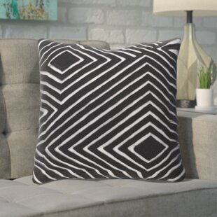 Keese Cotton Throw Pillow