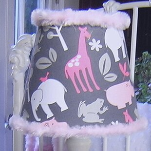 Animal Cookies 7 Fabric Empire Lamp Shade