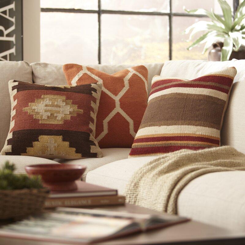 Becca Decorative Pillow Cover & Reviews | Birch Lane