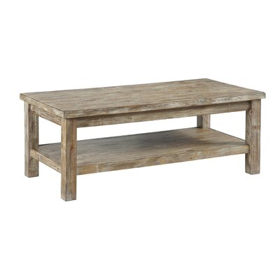 Distressed Finish Coffee Tables Youll Love Wayfairca