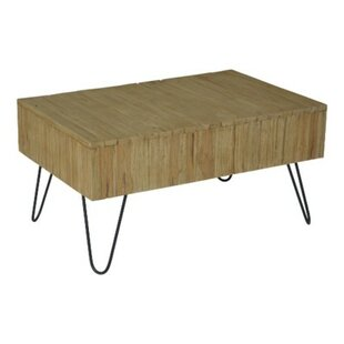 Lohan Rustic Coffee Table by Union Rustic
