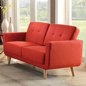 Sisilla Loveseat by ACME Furniture