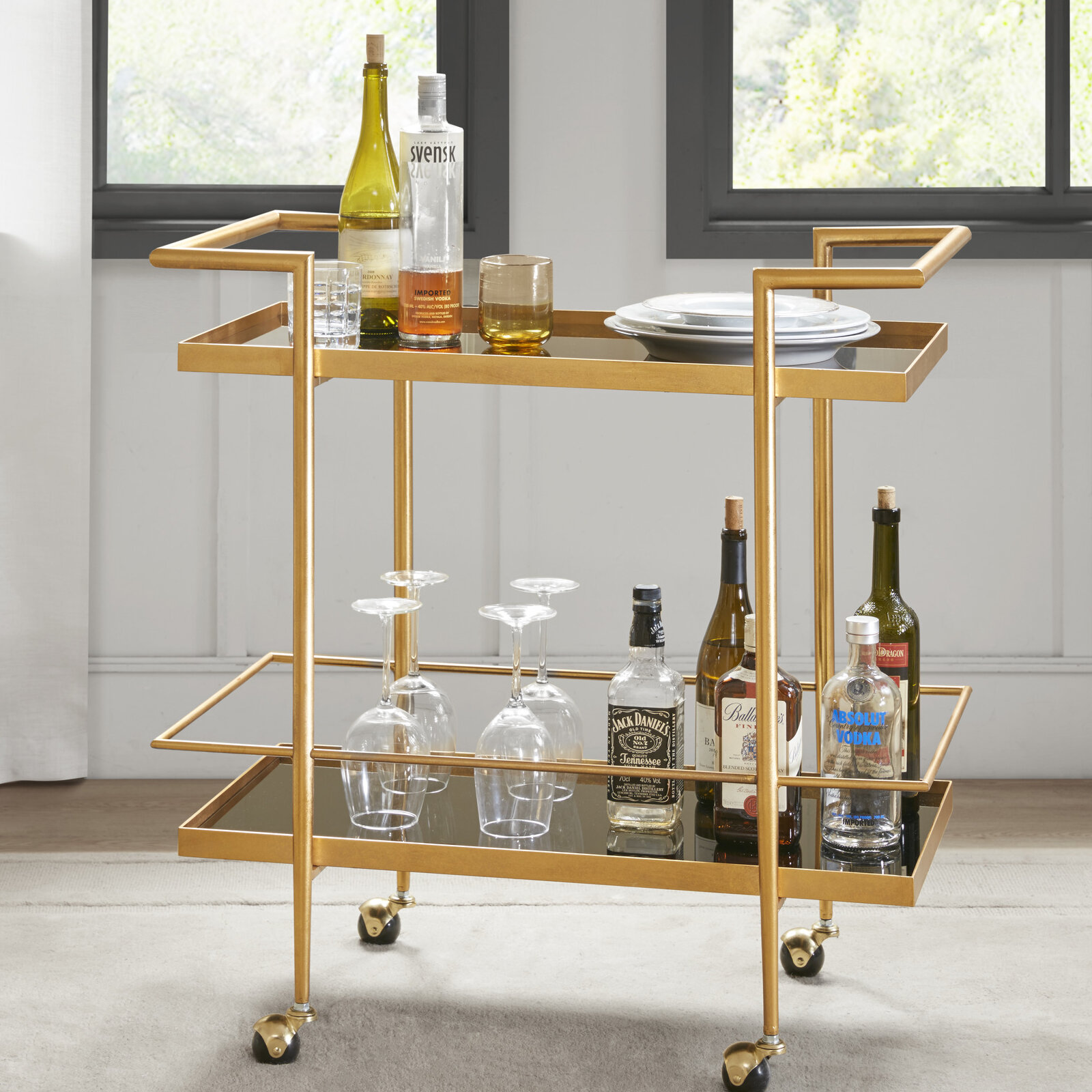 Gil Bar Cart By Mercer41
