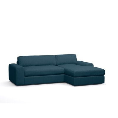 Astonishing Couch Potato Sectional Benchmade Modern Size 30 H X 103 W X Ncnpc Chair Design For Home Ncnpcorg