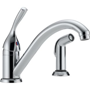 Delta Core 100/300/400 Series Single Handle Kitchen Faucet with Diamond Seal Technology