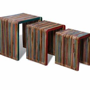 Amstelveen 3 Piece Nesting Tables