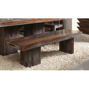 Cothern Wooden Bench by Lo..