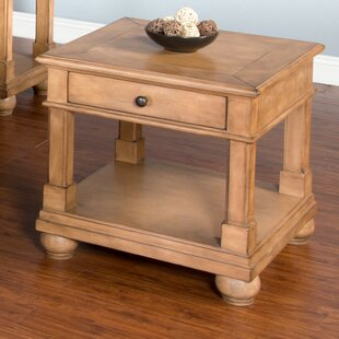 Berlinville End Table by Darby Home Co