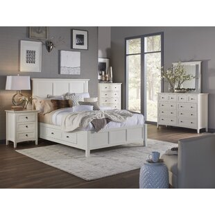 Zeppelin Storage Panel Configurable Bedroom Set by Mistana