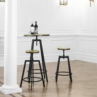 Max 3 Piece Bar Table Set by C..