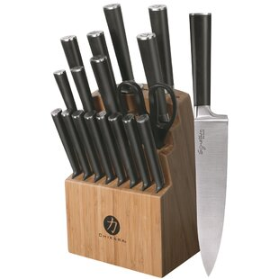 Chikara Series 19 Piece Knife Set