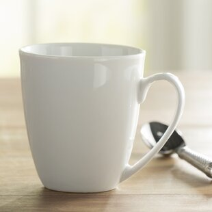 Wayfair Basics Coffee Mug Set, Service for 8