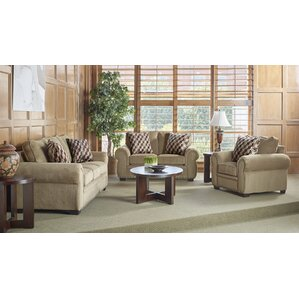 Achilles Configurable Living Room Set by Flair