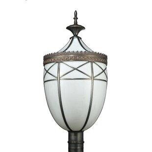 Meyda Tiffany Borough Hall 1-Light Lantern Head