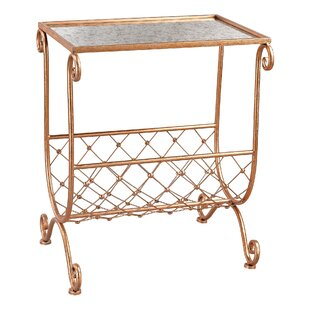 Burrill End Table by House of ..