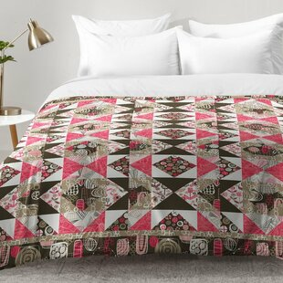Quilt Comforter Set by East Urban Home