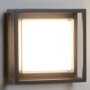 Anais LED Outdoor Flush Mount By Sol 72 Outdoor