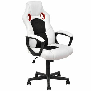 Hamer Executive Racing Style Chair High Back Bucket Seat Computer Office Desk Task New by Orren Ellis Design
