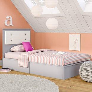 Amandari Twin Platform Bed by Mack & Milo