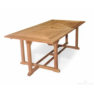 Solid Wood Dining Table by Reg..