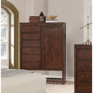 Scott Living 6 Drawer Gentleman's Ch..