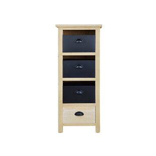 Utopia Alley Casual Living 4 Drawer Accent Chest