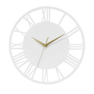 Vintage Wall Clocks You Ll Love Wayfair Co Uk