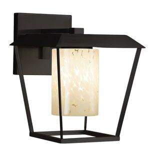 Luzerne 1-Light Outdoor Sconce by Brayden Studio