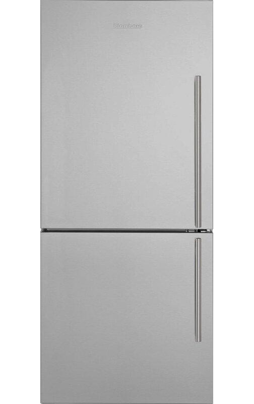 Blomberg 16.2 cu. ft. Energy Star Bottom Freezer Refrigerator