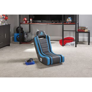 Sony Playstation Geist Floor Rocker Gaming Chair By X Rocker