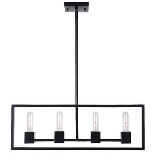 Bargain Rory 4-Light Kitchen Island Pendant By Brayden Studio
