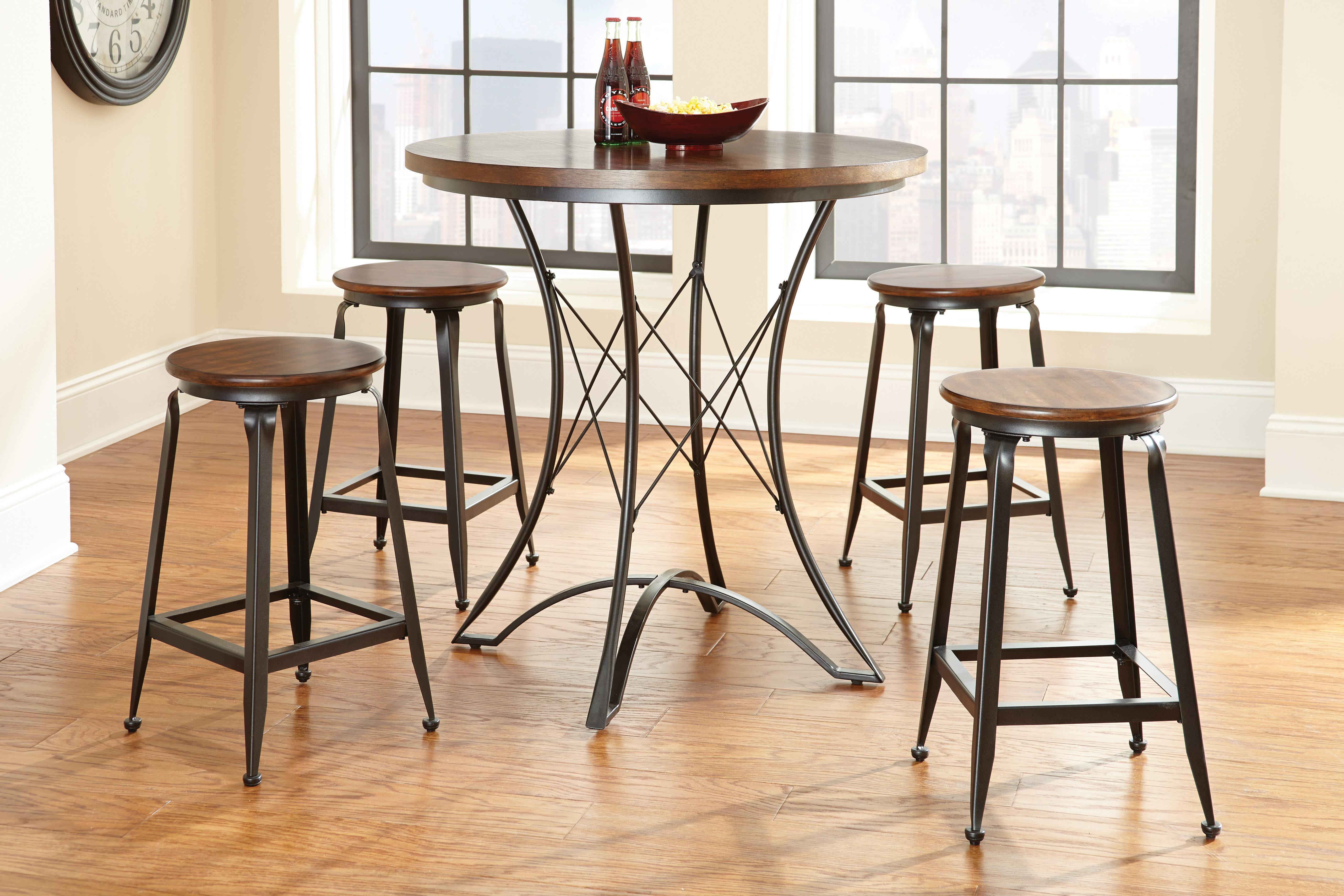 f86ee0dad1d Trent Austin Design Paradise 5 Piece Pub Table Set   Reviews
