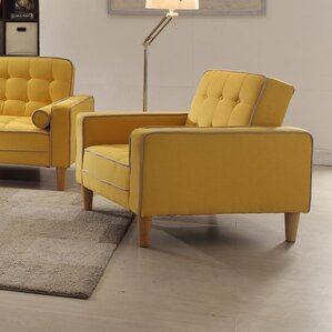 Modern Yellow Accent Chairs | AllModern