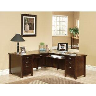 Michal L-Shape Executive Desk