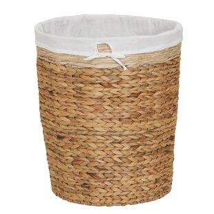 Highland Dunes Wicker Basket Hamper
