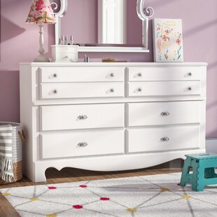 Gabriella 6 Drawer Double Dresser by Viv + Rae