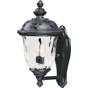 Islington 2-Light Outdoor Sconce by Astoria Grand