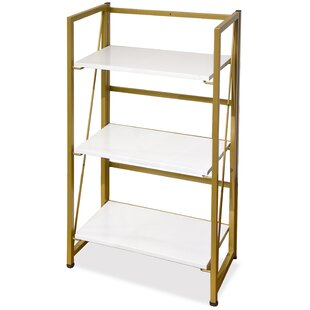 Severus 3-Tier Etagere Bookcase by Mercer41