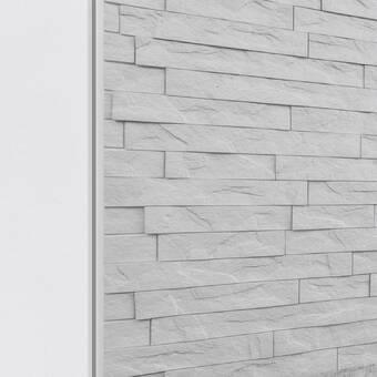 Wildon Home Ceramic Edge Trim Tile Trim In Titanium Wayfair
