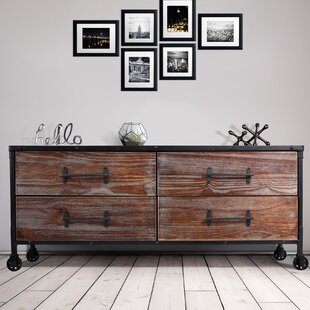 Best Briceno 4 Drawer Dresser by Williston Forge