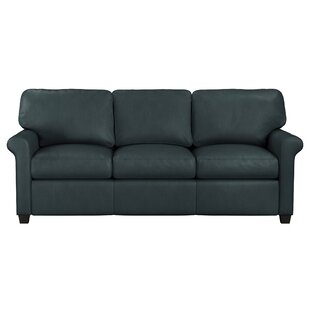 Menno Leather Sofa by Westland and Birch Looking for