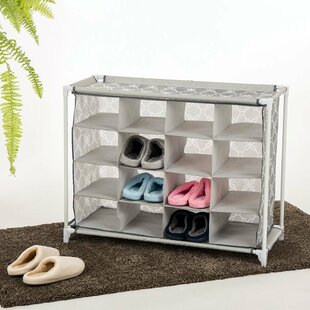 Inexpensive Hanging Shoe Organizer By Glitzhome
